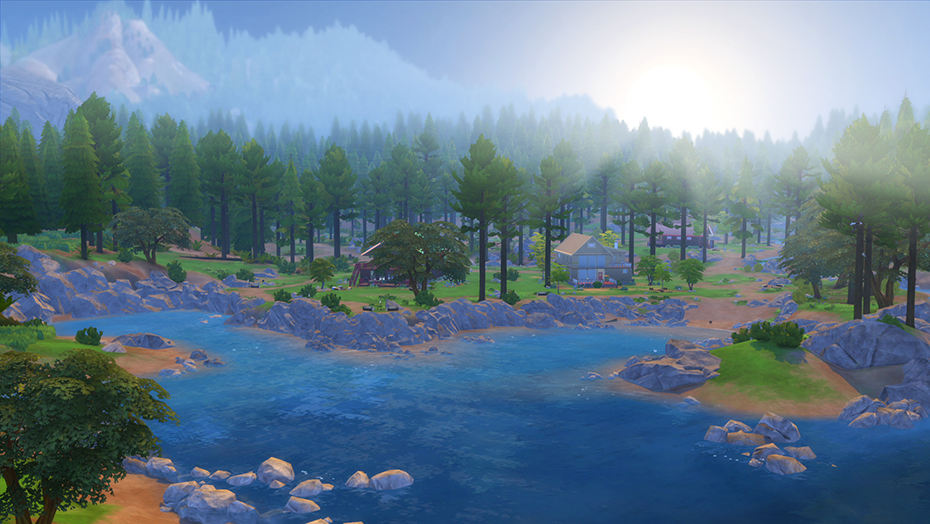 The Sims 4 Gita all'aria aperta Game Pack